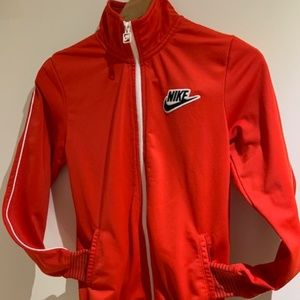 Nike retro zip-up track jacket
